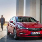 2016 Opel Astra leaked image front quarter-1