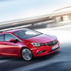 2016 Opel Astra leaked image front quarter