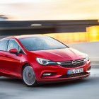2016 Opel Astra leaked image front quarter-3