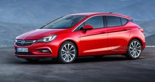 2016 Opel Astra leaked image - main