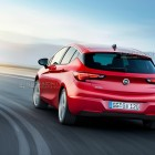 2016 Opel Astra leaked image rear