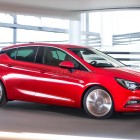 2016 Opel Astra leaked image side-1