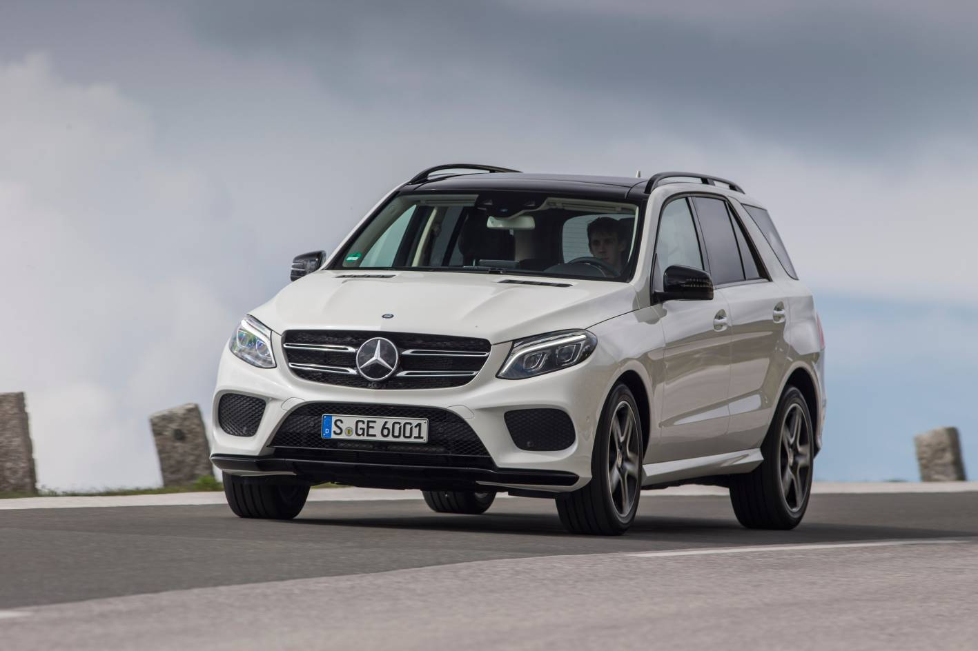 2016 Mercedes-Benz GLE Pricing Announced