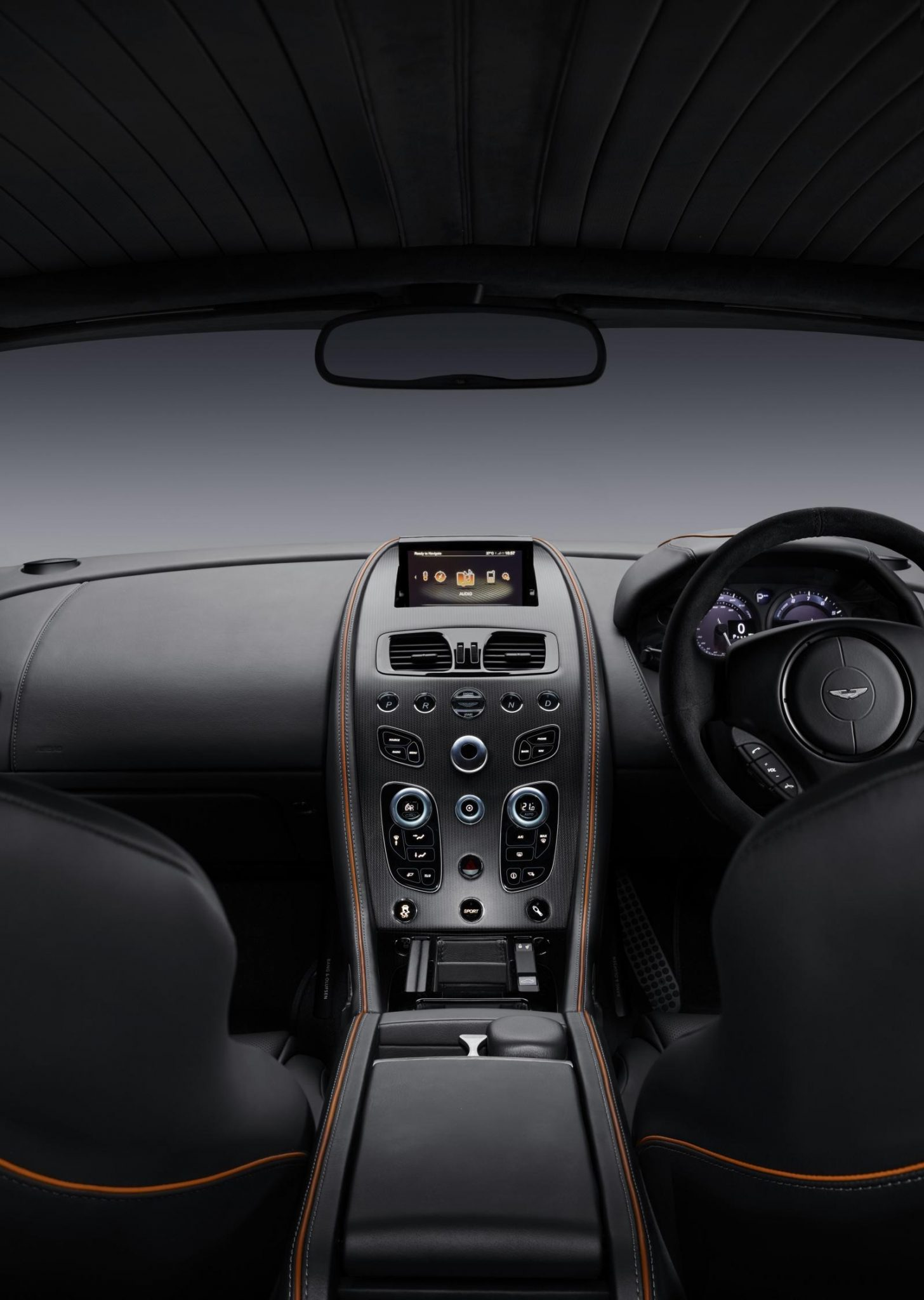 Aston martin cars news 402kw 620nm am db9 gt unveiled for Aston martin db9 interior