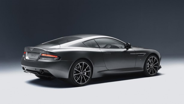 Aston Martin DB9 GT rear quarter
