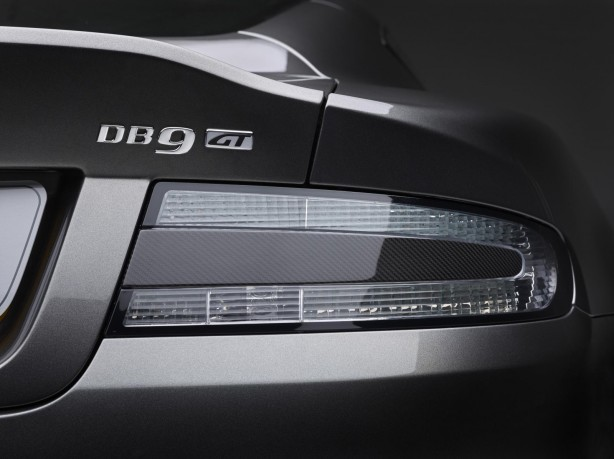 Aston Martin DB9 GT taillight