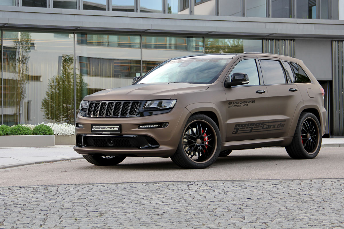 Jeep Grand Cherokee Srt8 Supercharged By Geigercars Forcegt Com