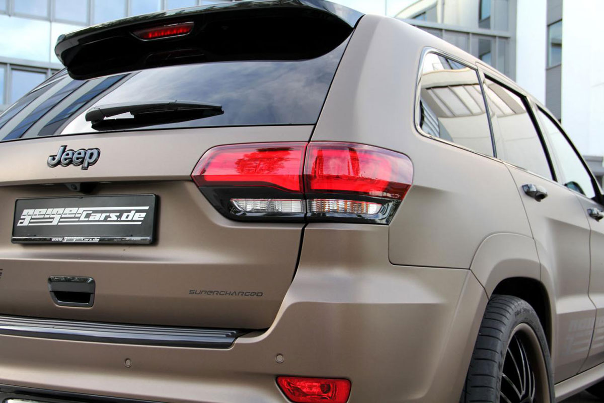 2015 Jeep Srt8 For Sale >> Jeep Grand Cherokee SRT8 supercharged by GeigerCars - ForceGT.com