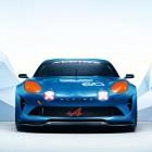 Renault Alpine Celebration concept front-1