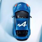 Renault Alpine Celebration concept top