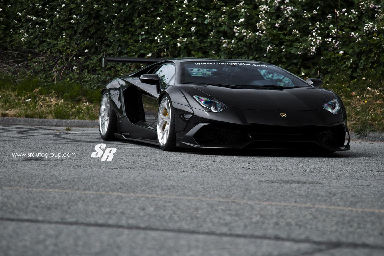 SR Auto unveils widebody Lamborghini Aventador - ForceGT.com