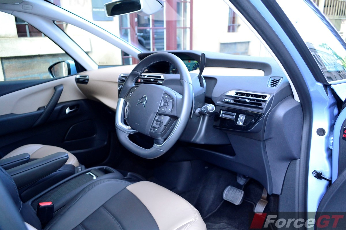 Citroen C4 Review 2015 Citroen C4 Picasso