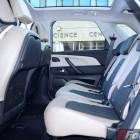 2015 Citroen C4 Picasso rear seat legroom