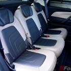 2015 Citroen C4 Picasso rear seats