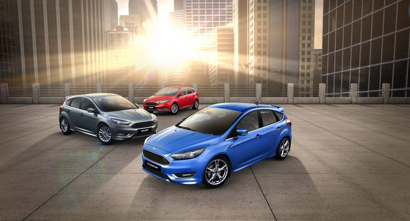 2015 Ford Focus & Ford Cars - News: 2015 Focus gains 132kW/240Nm 1.5L EcoBoost markmcfarlin.com