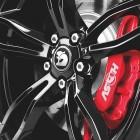 2015 HSV 25th Anniversary ClubSport R8 20-inch alloys