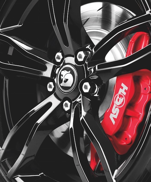 2015 HSV 25th Anniversary ClubSport R8 20-inch alloys