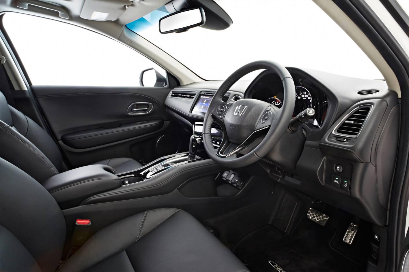 Honda hr v review 2015 honda hr v for Honda hr v interieur