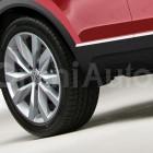 2016 Volkswagen Tiguan render wheel