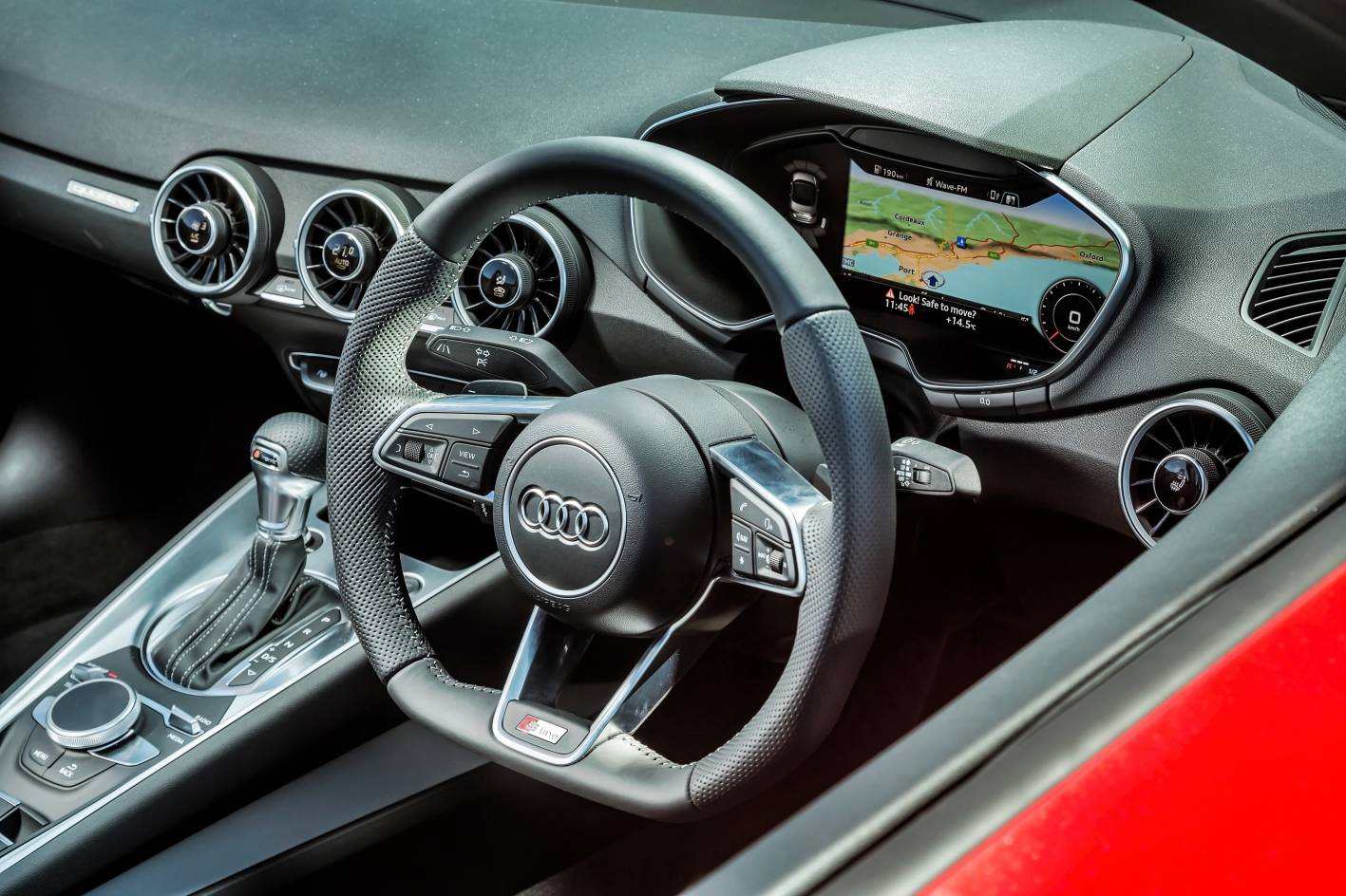 audi tt roadster launched from 81 500. Black Bedroom Furniture Sets. Home Design Ideas