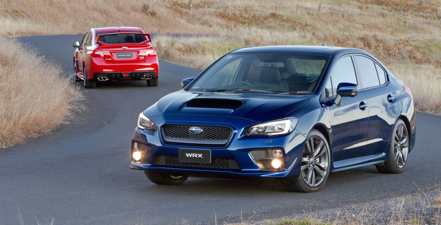 More gear and price update for 2016 Subaru WRX and WRX STI