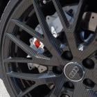Audi Forum Ingolstadt Audi RS3 Sportback carbon wheel