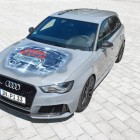 Audi Forum Ingolstadt Audi RS3 Sportback front quarter-1