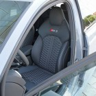 Audi Forum Ingolstadt Audi RS3 Sportback seats