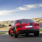 Audi RS7 piloted driving concept rear