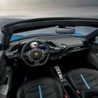 Ferrari 488 Spider interior