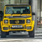 Mercedes G88 by DMC front-1
