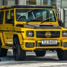 Mercedes G88 by DMC front