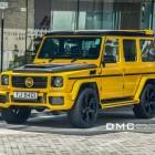 Mercedes G88 by DMC front quarter-1