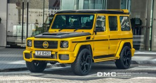 Mercedes G88 by DMC front quarter-1