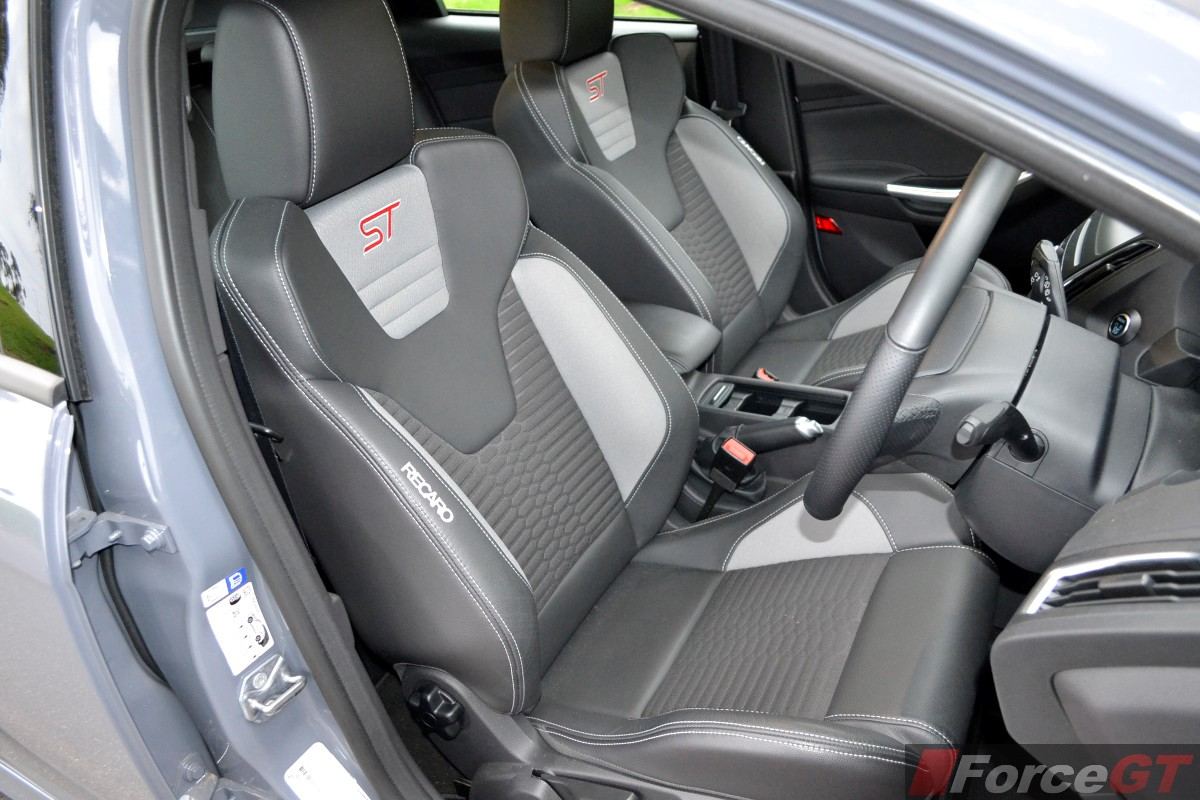 Focus St Seat Covers