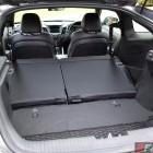 2015 Hyundai Veloster SR matte grey boot space