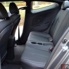 2015 Hyundai Veloster SR matte grey rear seats