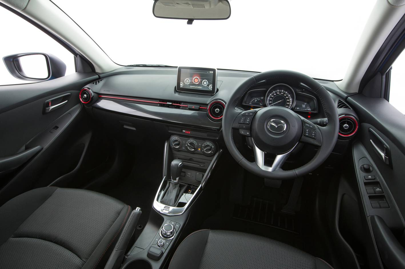 mazda 6 2010 how to take off dash