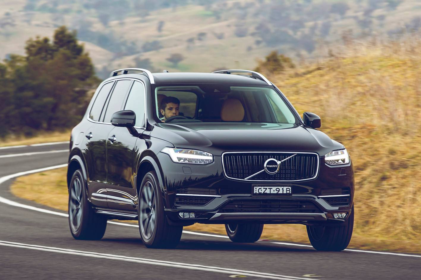 volvo cars news 2015 volvo xc90 launched in australia. Black Bedroom Furniture Sets. Home Design Ideas
