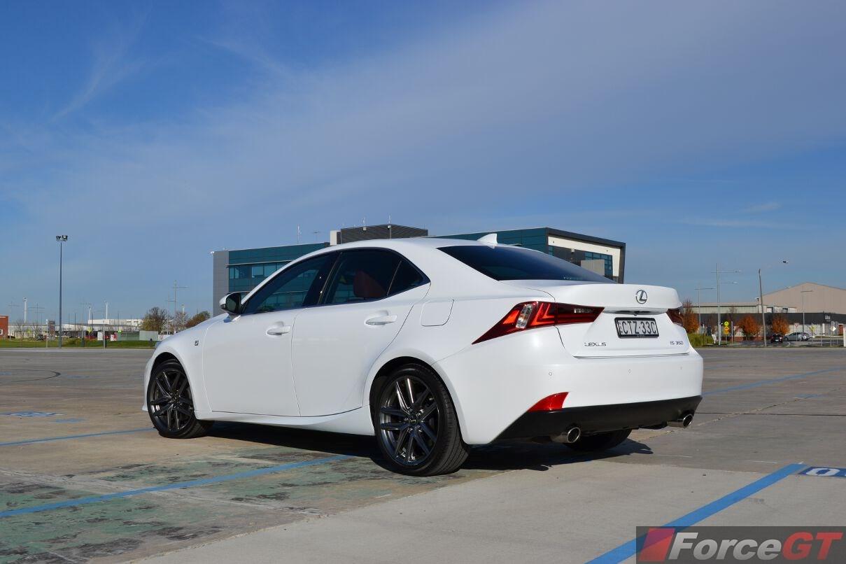 Lexus IS Review 2015 Lexus IS 350 F Sport