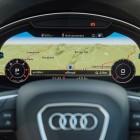 2016 Audi Q7 digital instruments