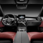 2016 Mercedes C-Class Coupe interior