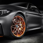 BMW Concept M4 GTS forge alloy wheels