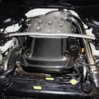 Nissan 350Z by Veilside engine