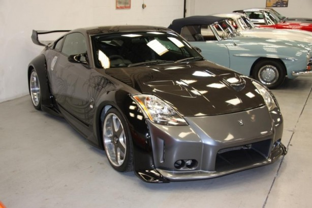 Nissan 350Z by Veilside front