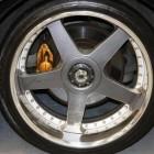 Nissan 350Z by Veilside wheel
