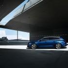 Renault Talisman Estate side