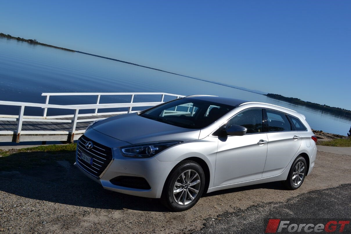 New 2015 Hyundai I40 Series II Review