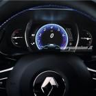 2016 Renault Megane instruments leaked