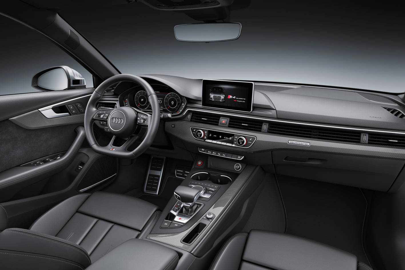 2016 audi s4 officially unveiled. Black Bedroom Furniture Sets. Home Design Ideas